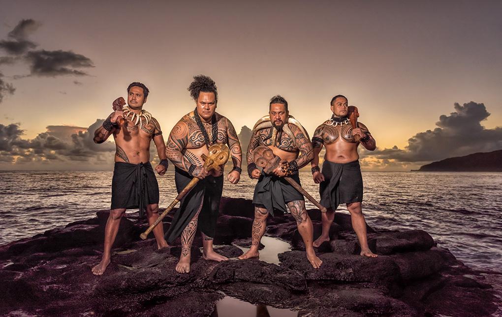 Tahiti Tahitian