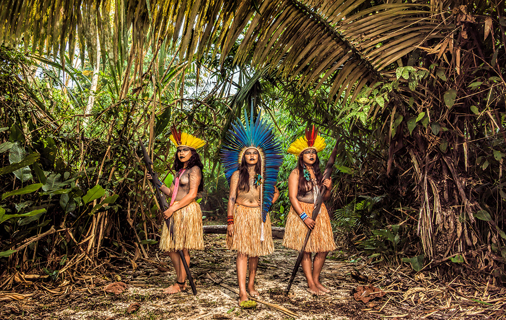 Amazon Yawanawa