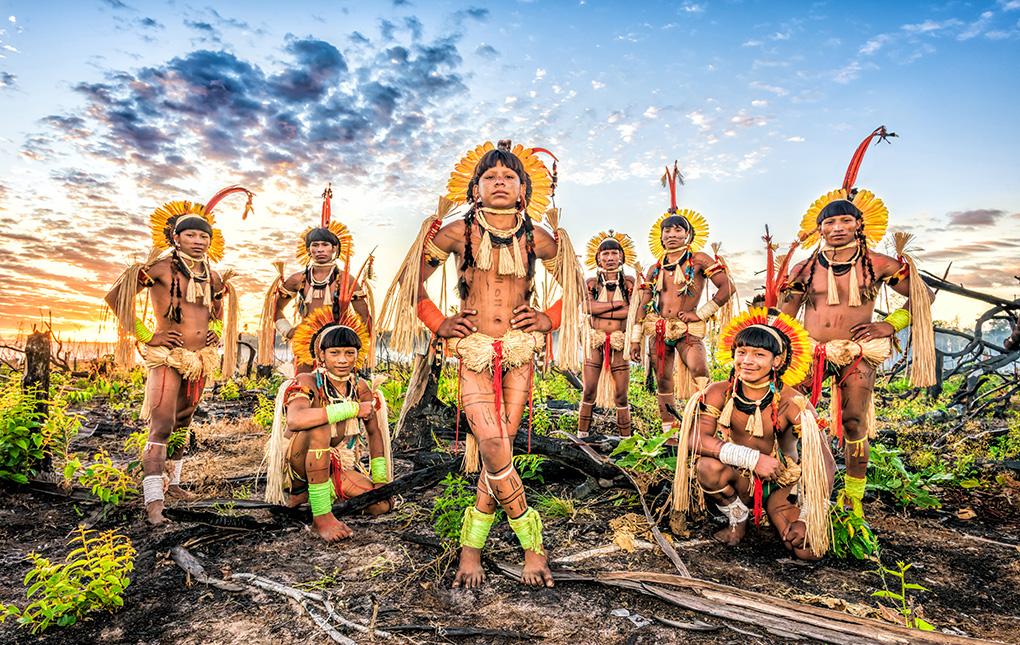 Amazon Enawene Nawe