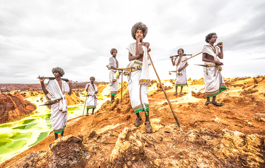 Ethiopia Afar