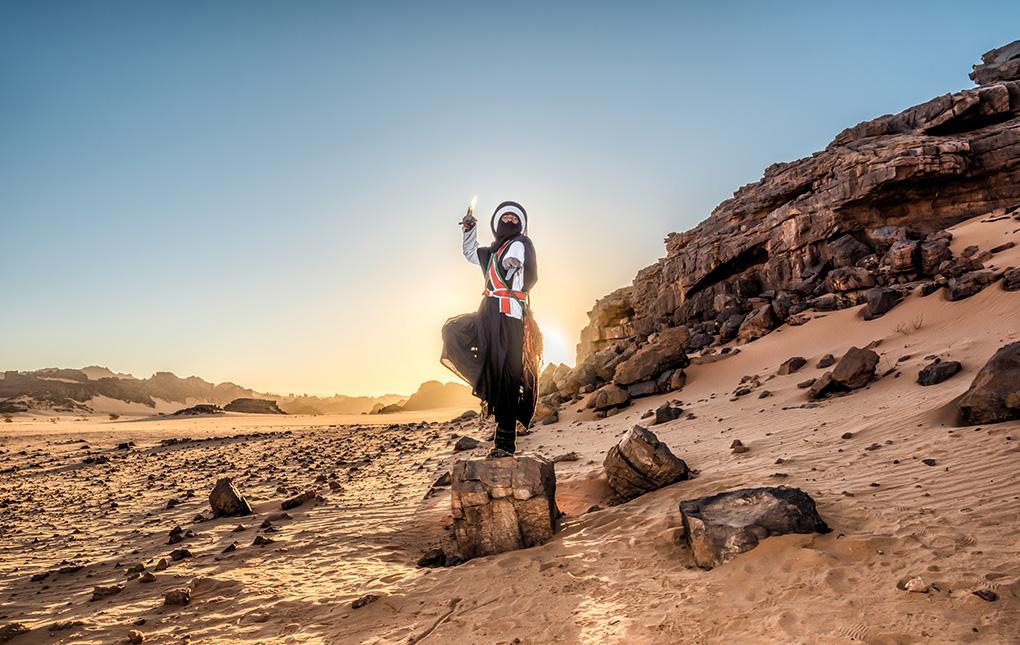 Algeria Tuareg