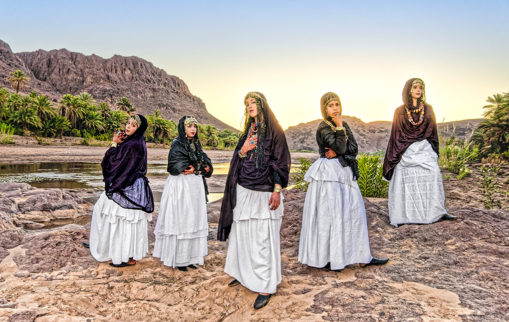 Morocco Berber
