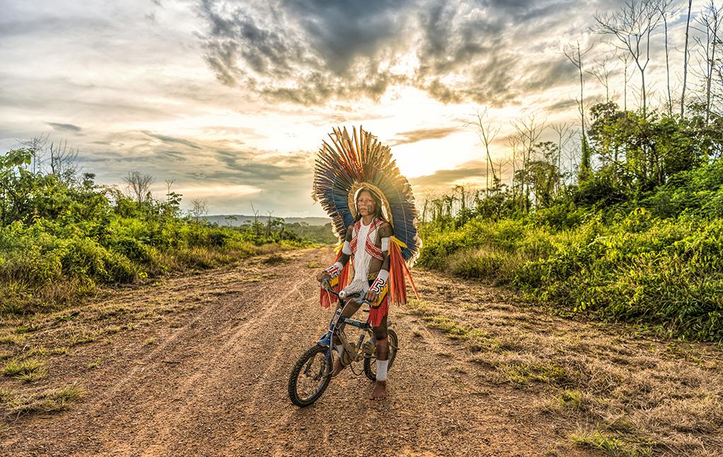 Amazon Kayapo